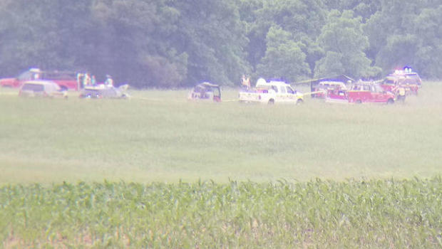 Plane crash in Wisconsin kills pilot, her daughter and ...
