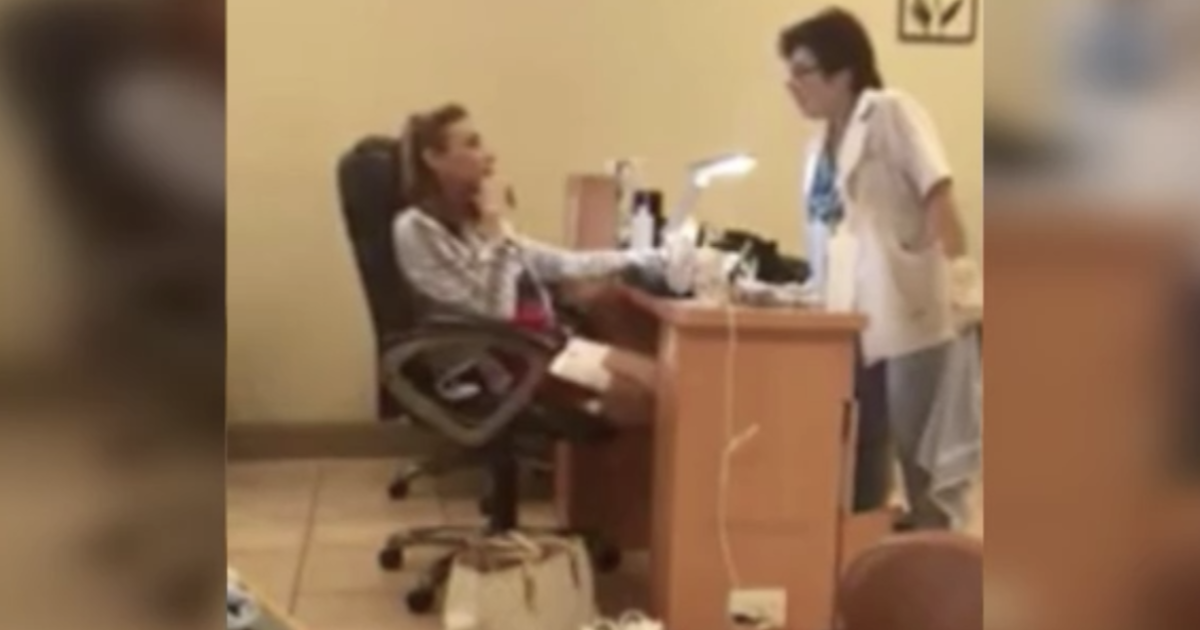 Woman\'s racist tirade against Asian nail salon owner caught on video ...