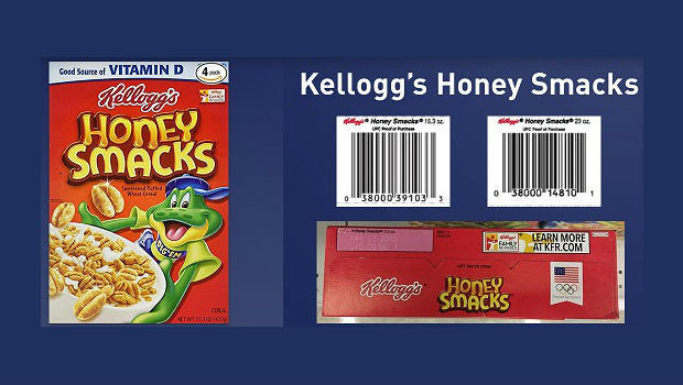 Kellogg recalls Honey Smacks cereal over salmonella risk