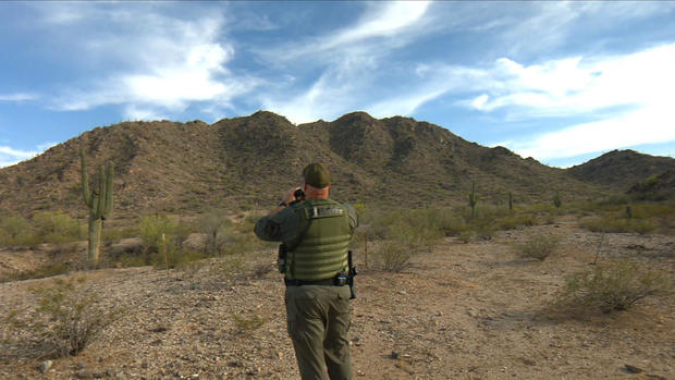 Border Patrol investigating after SUV seen striking man