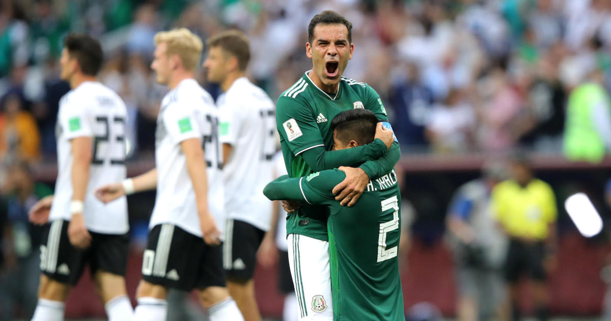A Fearless Mexico Tops Germany, With Help From Its Cerebral Coach
