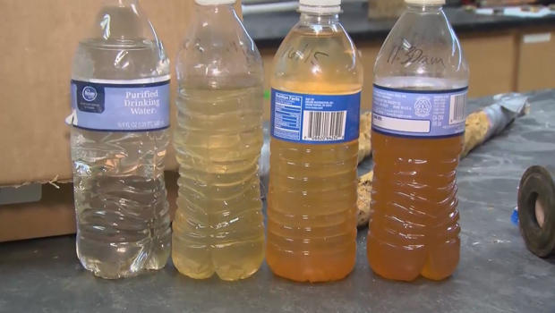 Why Flints Water Crisis Is So >> The Flint Water Crisis A Loss Of Trust Cbs News