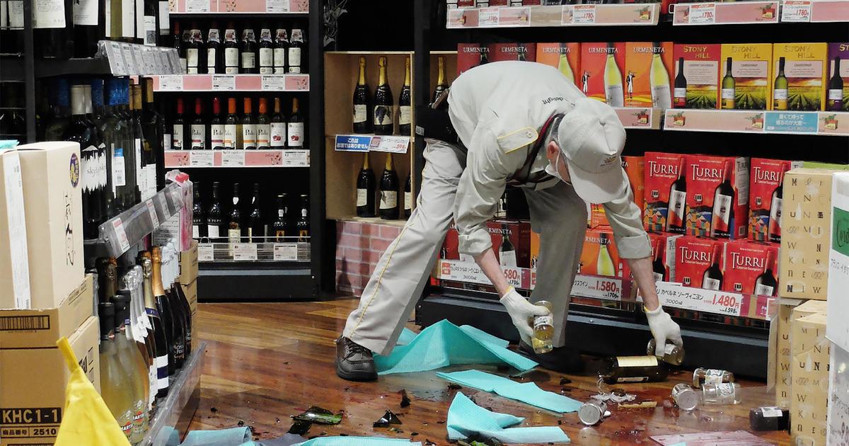 Japan earthquake: Death toll climbs after 6.1 temblor strikes Osaka