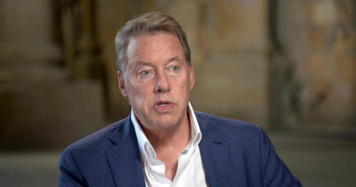 Bill Ford On Self Driving Cars His Company S Future And The Cost Of Trump Tariffs Cbs News