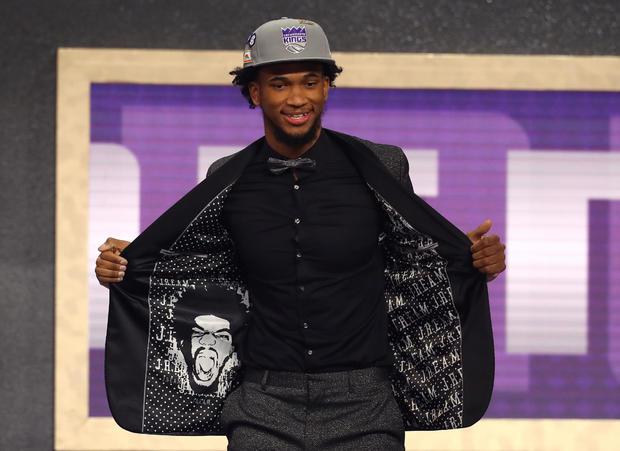 Marvin Bagley III -- 2018 NBA Draft