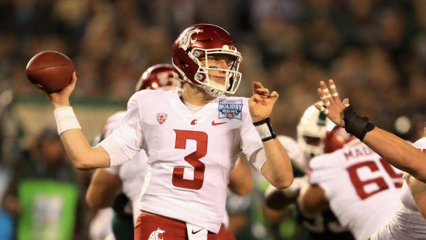Parents of Deceased Washington State Quarterback Say He Had CTE