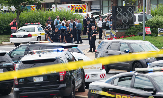 How Far-Right Groups Online Reacted to the Annapolis Newspater Shooting