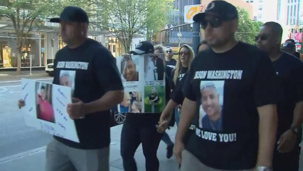 Navy vet shot by police: Protesters demand action after