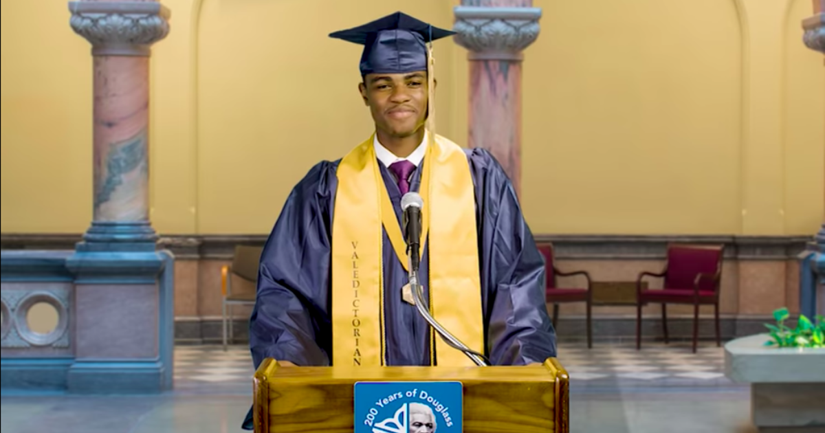 Principal refuses to allow first black valedictorian to give speech, so Rochester mayor intervenes