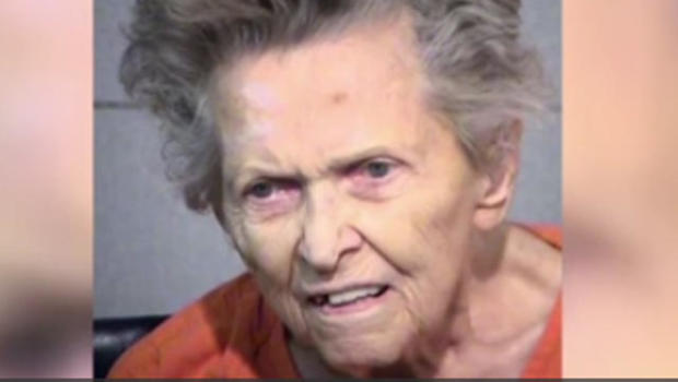 92-year-old woman accused of fatally shooting son