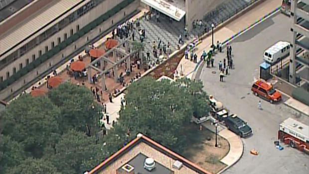 Johns Hopkins hospital buildings evacuated after possible release of tuberculosis today