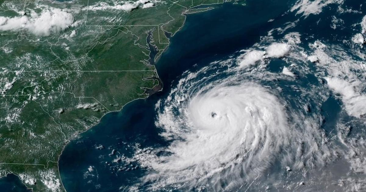 Hurricane Chris 2018 Tropical Storm Strengthens As It
