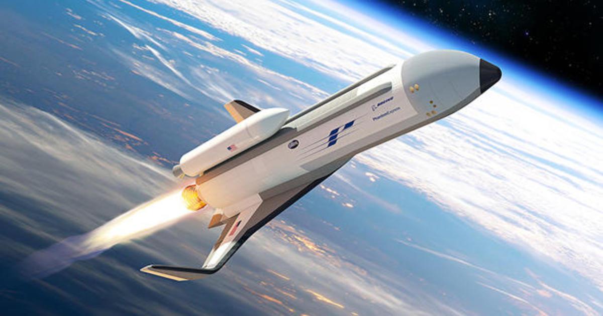 Engine originally designed for NASA's space shuttle is key ...