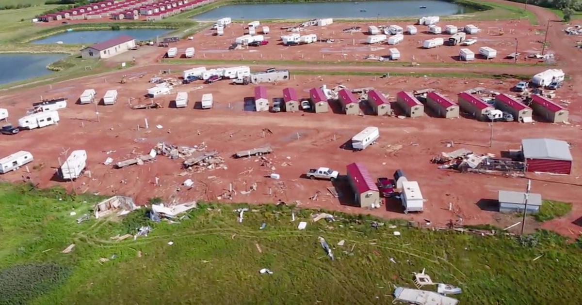 Newborn Baby Killed Dozens Injured When Tornado Strikes