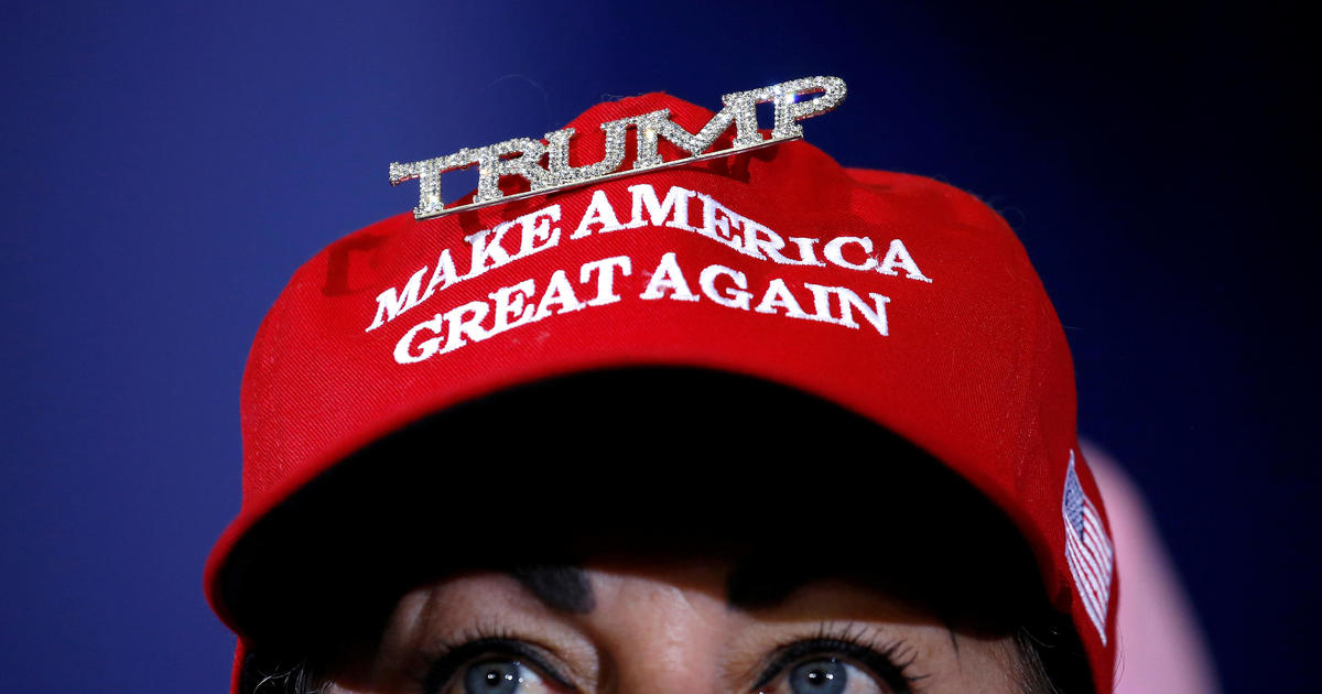 18a294e1 Trump's new round of China tariffs could hit some MAGA hats - CBS News