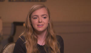 """Eighth Grade"" star Elsie Fisher: Social media has ""made me more anxious"""