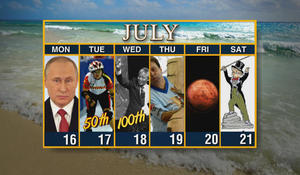 Week of July 16