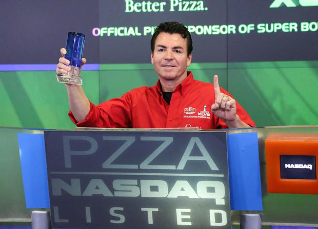 Papa John's International Rings the NASDAQ Opening Bell