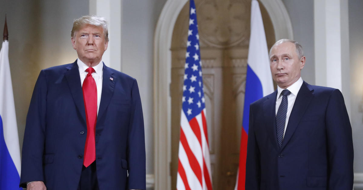 Trump lashes out at former CIA director over criticism of Putin summit remarks