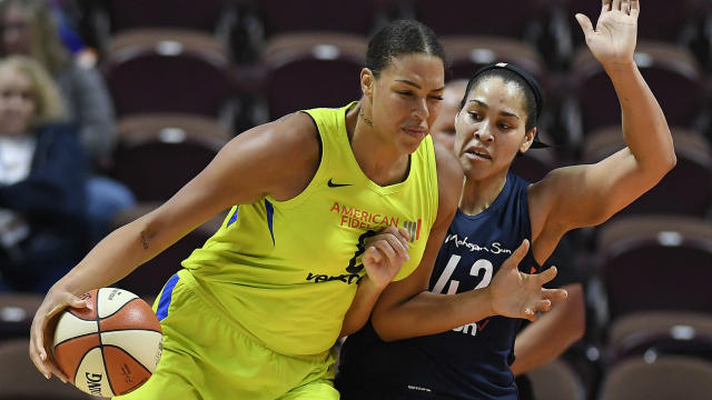 WNBA Season Preview Basketball