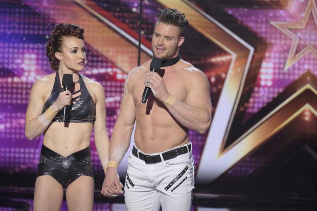 Americas Got Talent 2018 Judge Cut 3