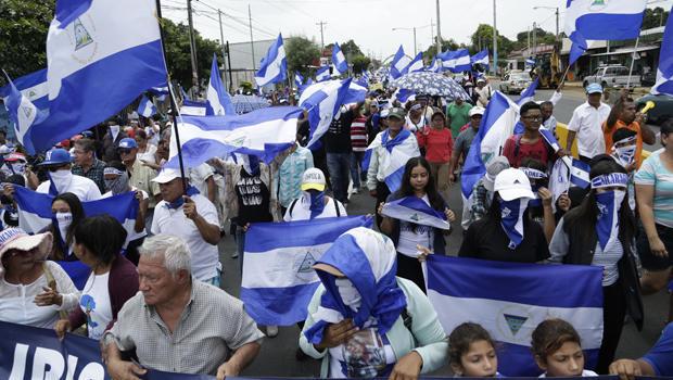 Nicragua Unrest