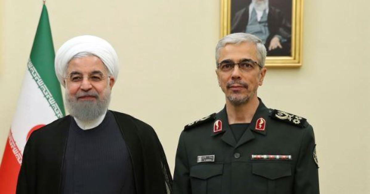 """Iran warns of """"countermeasures"""" in volley of threats with Trump"""