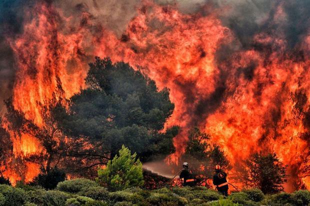 GREECE-FIRE