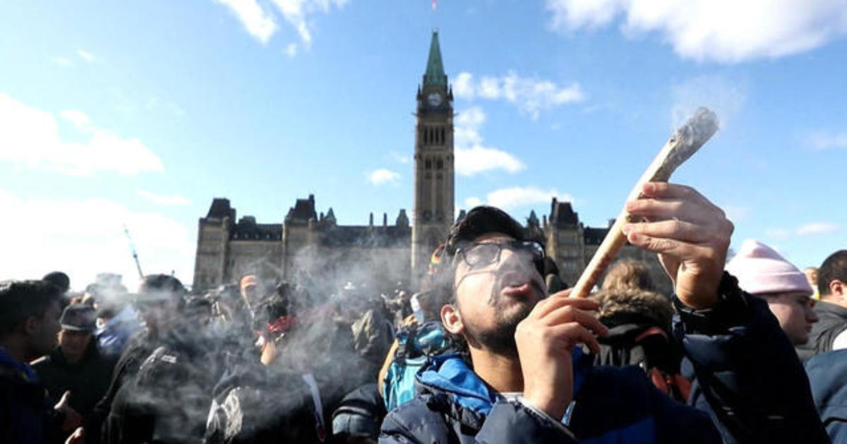 Canadian pot investors are being banned from entering the U S