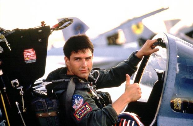 """""""Top Gun"""" (Metascore: 50)"""