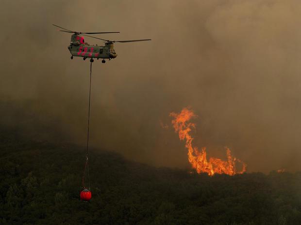 California Wildfires Photo Gallery