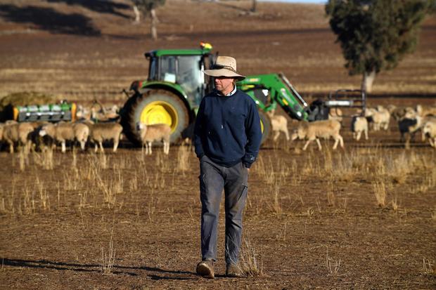 AUSTRALIA-WEATHER-DROUGHT-ENVIRONMENT-CLIMATE