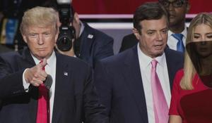 Trump weighs in on Manafort trial