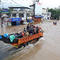 Supply truck transports boats to flooded areas in Aluva