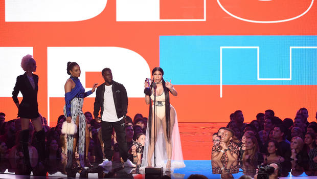 VMAs: Camila Cabello tweets her past self after MTV award win
