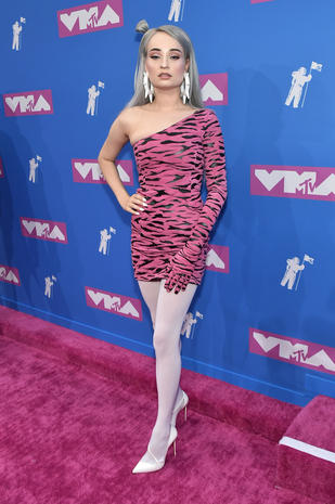 MTV VMAs 2018 red carpet gallery