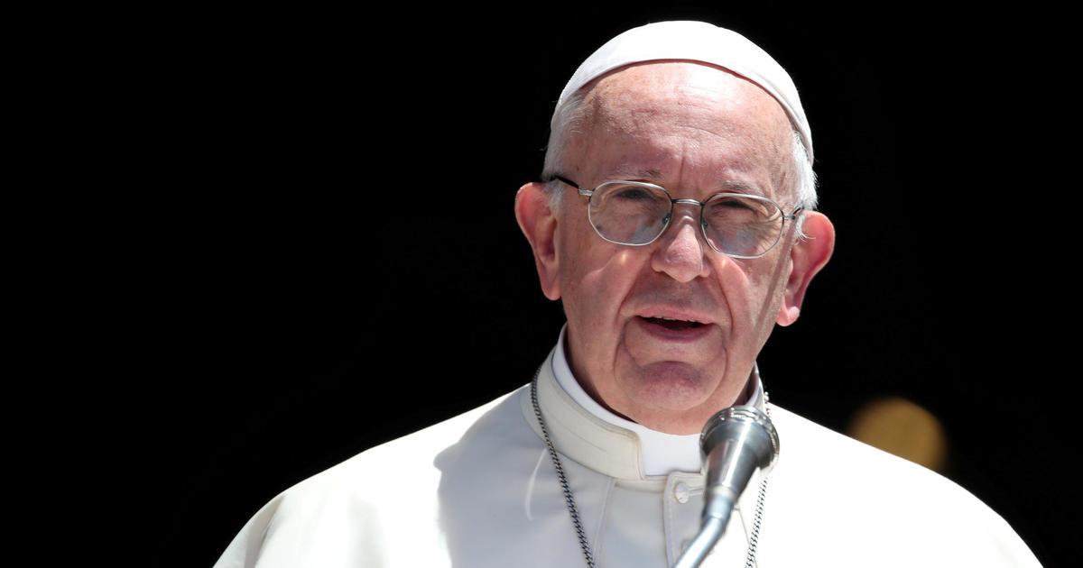 Former Vatican official claims Pope Francis knew of abusive priest and calls for...