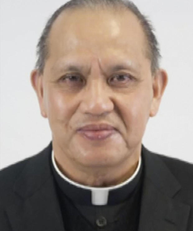 Rev. Edmundo Paredes
