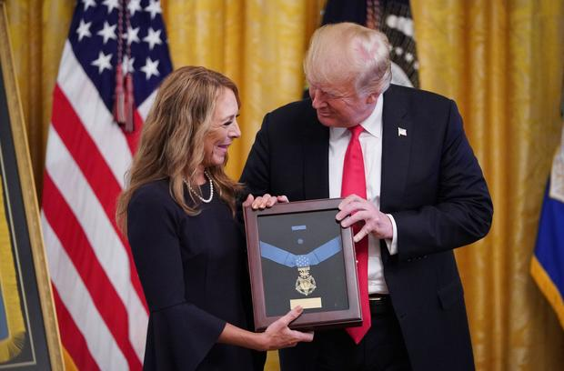 US-POLITICS-TRUMP-MEDAL