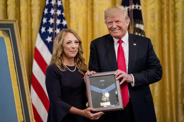 Trump Medal of Honor