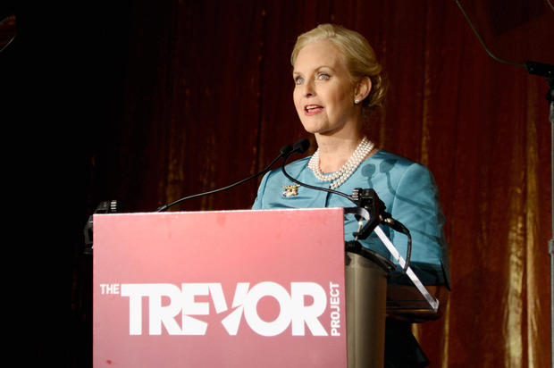 "The Trevor Project's 2013 ""TrevorLIVE"" Event Honoring Cindy Hensley McCain In NY - Show"