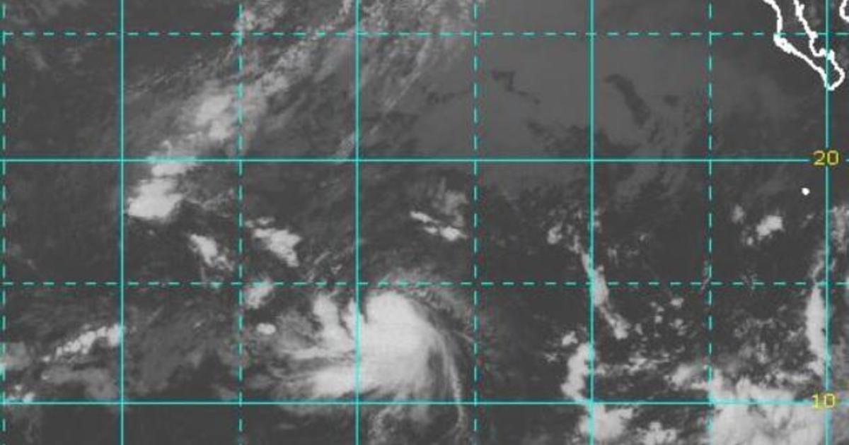 Tropical storm Miriam could become hurricane, move near Hawaii