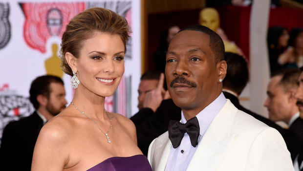 Eddie Murphy's Girlfriend Shows Baby Bump, Actor Expecting Tenth Child