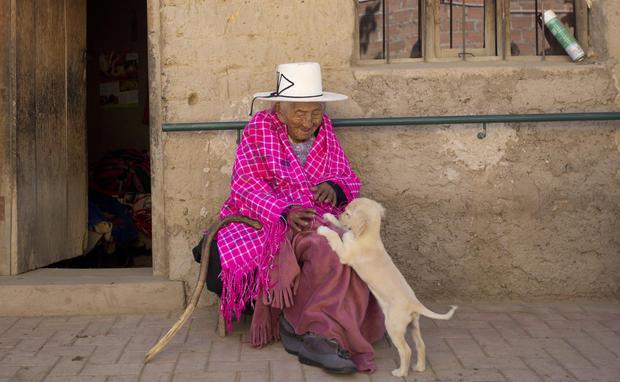 Bolivia Centenarian