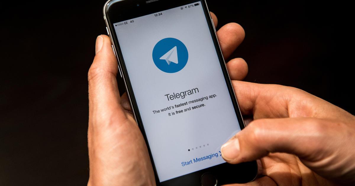 Telegram Encrypted Messaging App To Cooperate In Terror