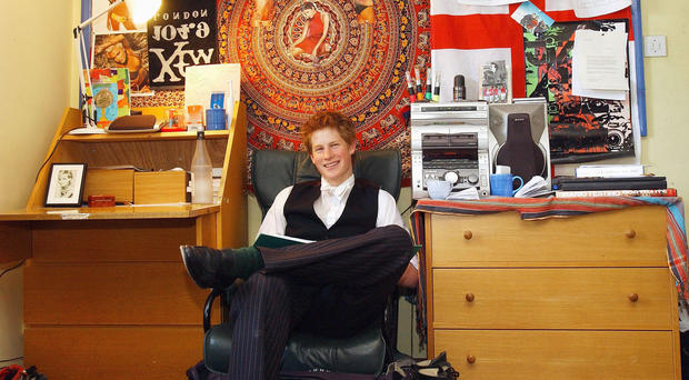 Portraits of H.R.H. Prince Harry