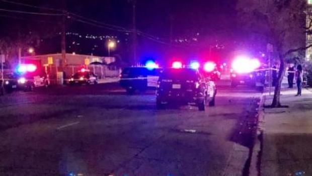 10 shot at apartment complex in San Bernardino, California, reports say
