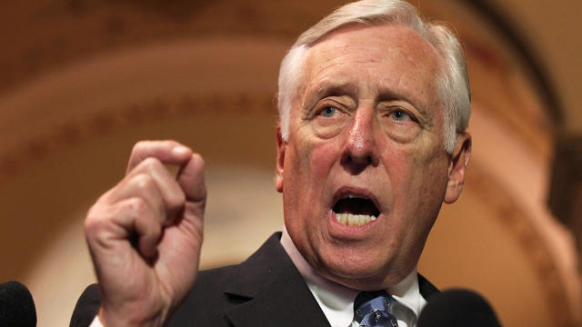 House Democrats Discuss Payroll Tax Bill Impasse