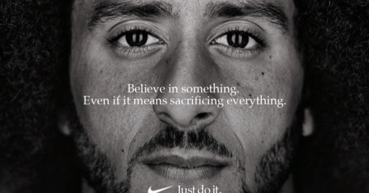 b0648a0d3f2 Colin Kaepernick Nike ad sparks support and outrage - CBS News