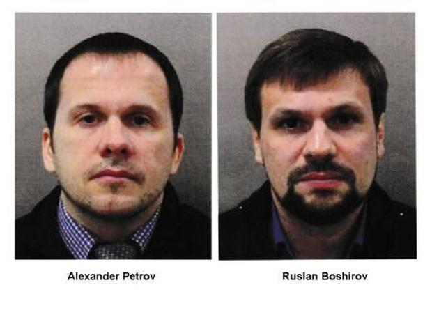Putin: Novichok suspects are not criminals